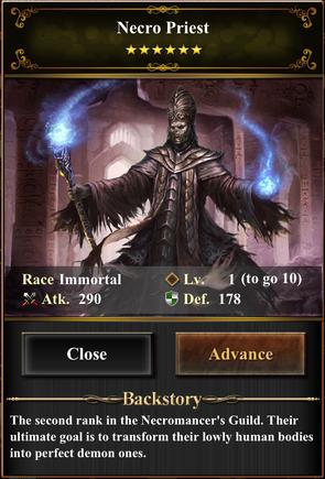 Necro Priest