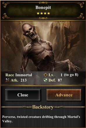 Card - Bonepit