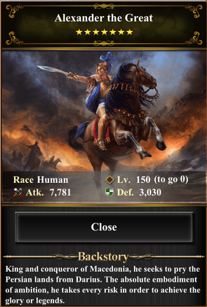 Card - Alexander the Great-max