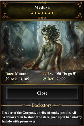 Card - Medusa-max