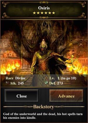 Osiris (Level 1)