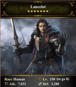 Card - Lancelot