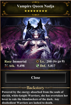 Card - Vampire Queen Nadja-max