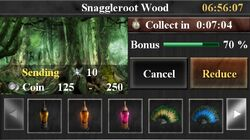 Fairies (Expert) Snaggleroot Wood