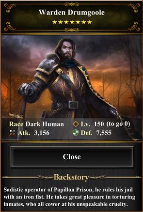 Card - Warden Drumgoole-max