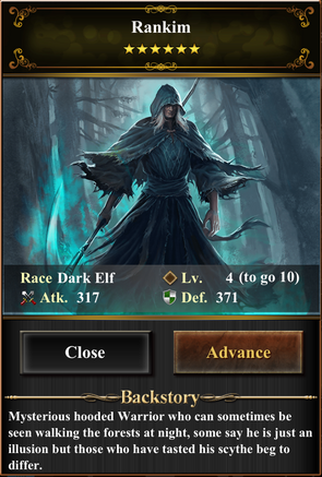 Card - Rankim