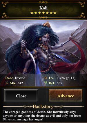 Kali (Level 1)
