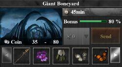Fairies (Skilled) Giant Boneyard