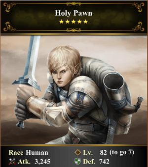 Card - Holy Pawn