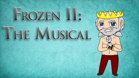 Lords of Minecraft FROZEN II THE MUSICAL