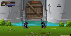 Swordhaven castle gate