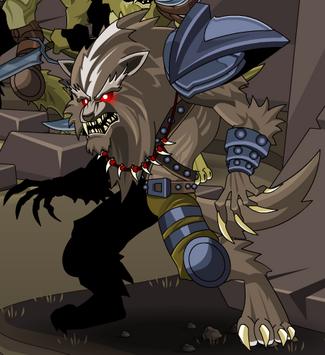 Old Werewolf King