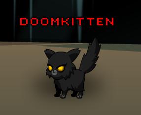 Doomkitten AQW