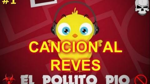 Canción del pollito Pió al revés *con sub español al final* - loquendo