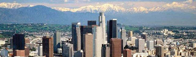 File:Los Angeles skyline daytime long.jpg
