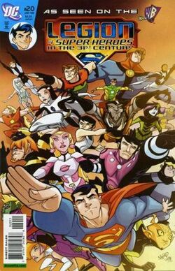 300px-Legion of Super-Heroes in the 31st Century Vol 1 20