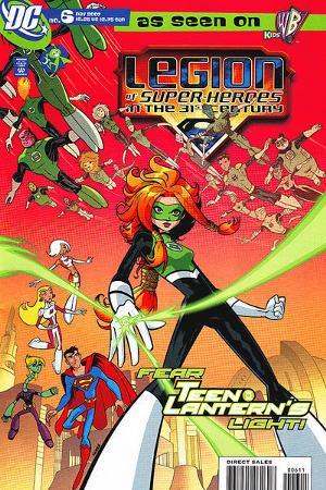 File:300px-Legion of Super-Heroes in the 31st Century Vol 1 6.jpg