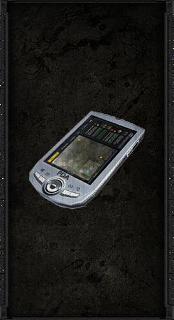 LA Item PDA