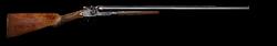 Hunters shotgun