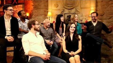Season 2 Pre-Show cast interview