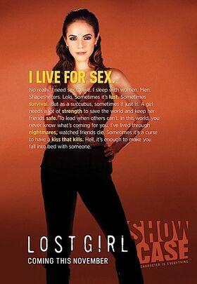 MP-Lost Girl Season 4 Showcase