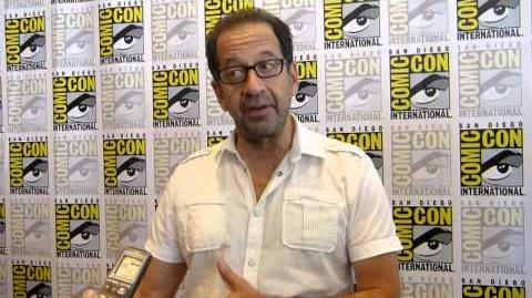 Jay Firestone - Interview (SDCC 2012)