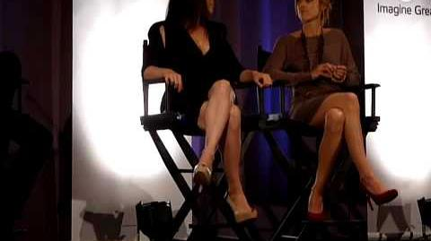 Lost Girl Panel - Syfy Press Tour (October 2011)