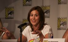 Emily Andras (San Diego Comic-Con 2013)
