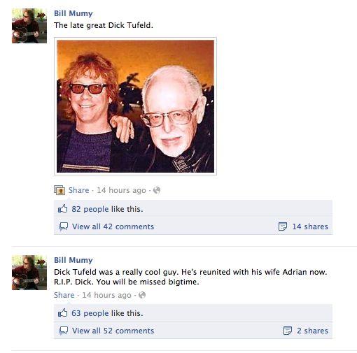 Tufeld facebook