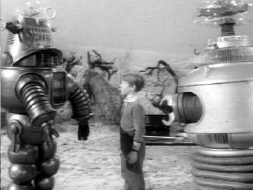 File:Robotoid, Will and Robot B-9.jpg