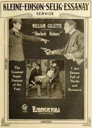 Sherlock Holmes 1916 2
