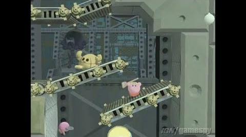 Kirby Adventure GCN GameCube Trailer - E3 2005