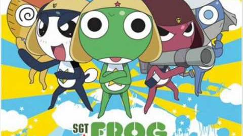 Sgt. Frog's theme used in the ADV pilots.
