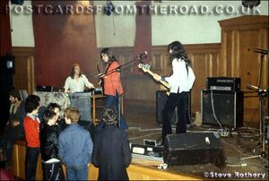 Marillion - MSS - 1980 - Berkhamsted - 1980