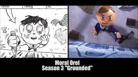 David Tuber Storyboard Reel