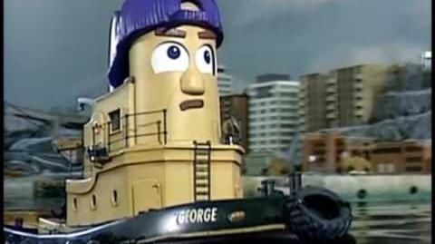 Theodore Tugboat 1x01 Theodore and Big the Oil Rig