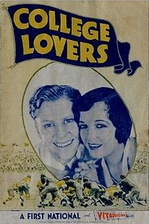 College Lovers Poster
