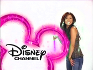 Disney Channel ID - Brenda Song from College Road Trip (2008)