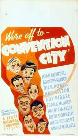 Convention City FilmPoster