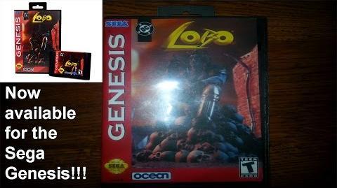 Lobo for the Sega Genesis