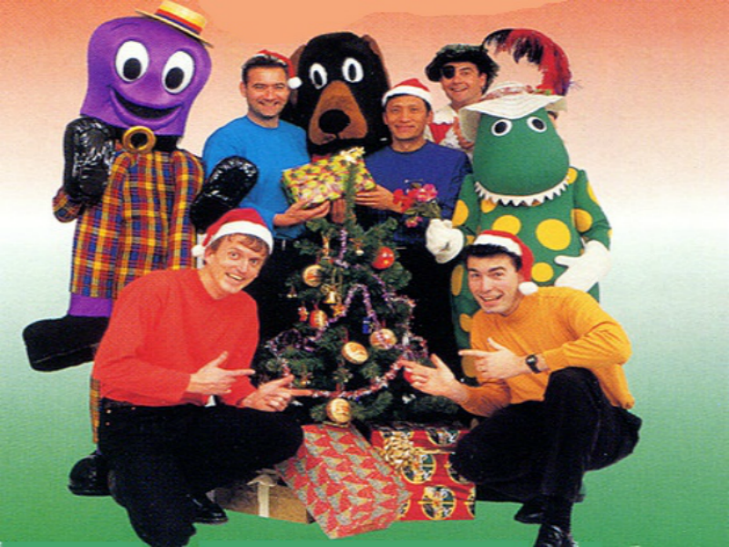 Wiggly, Wiggly Christmas (original version) | Lost Media Archive ...