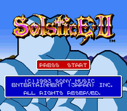 Solstice II (J)