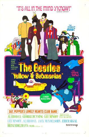File:Yellow submarine poster.jpg