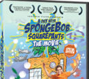 A Day With SpongeBob SquarePants: The Movie (Rare Direct-to-DVD Release, Late 2011)