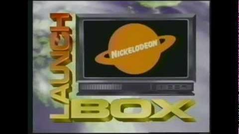 Nickelodeon Launch Box Intro- 1991