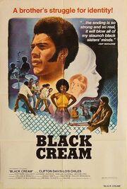 Black cream col