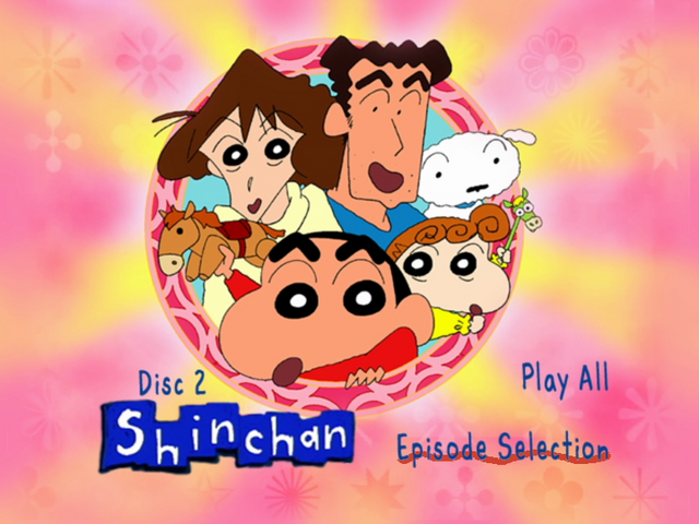 File:Shin Chan Volume 2 Main Menu.png