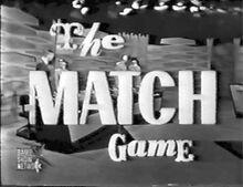 Original Match Game Logo
