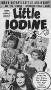 Little Iodine 1946 poster 3