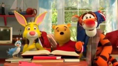 Winnie The PoohThe Book of Pooh Stories From The Heart